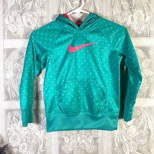 Nike Girls Sweatshirt with hoodie